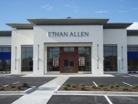 Ethan Allen Furniture Store | Carter Architecture – Myrtle Beach, SC